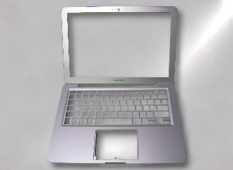 apple laptop frame