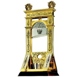 gold guillotine