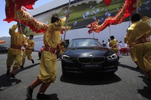 China automotive demand