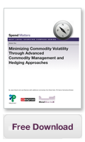 Minimizing Commodity Volatility Cover