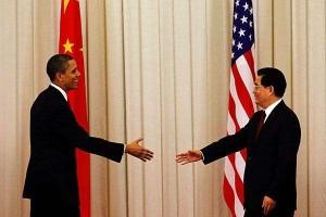 obama hu handshake
