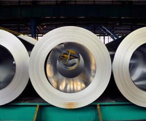 rolled nickel steel coil