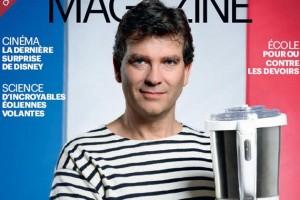 Arnaud Montebourg parisien magazine blender