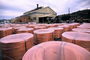 coiled copper supply