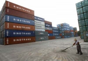 China containers