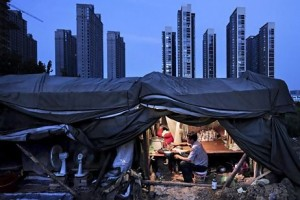 china low-cost housing and real estate investment