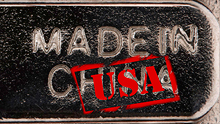 made in usa metal
