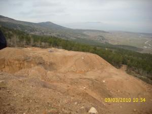 turkey mining landscape