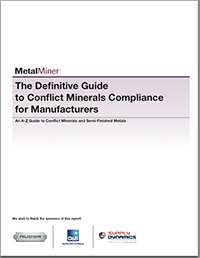 Definitive Guide to Conflict Minerals Compliance