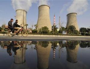 china power plants and thorium