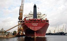tanker ship L1