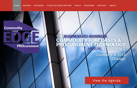 commodity procurement price risk management conference website