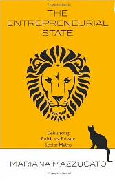 black lion head and cat on yellow background book cover