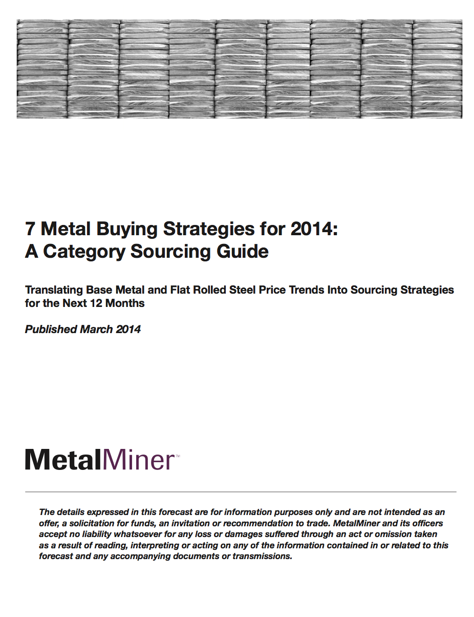 base metals steel buyers guide