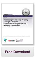 Minimizing Commodity Volatility Cover
