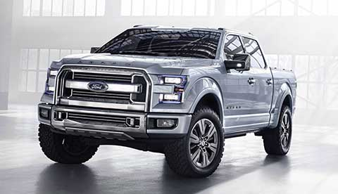 Ford Aluminum Truck >> What The Us Steel Industry Still Thinks Of Ford Motor S Aluminum